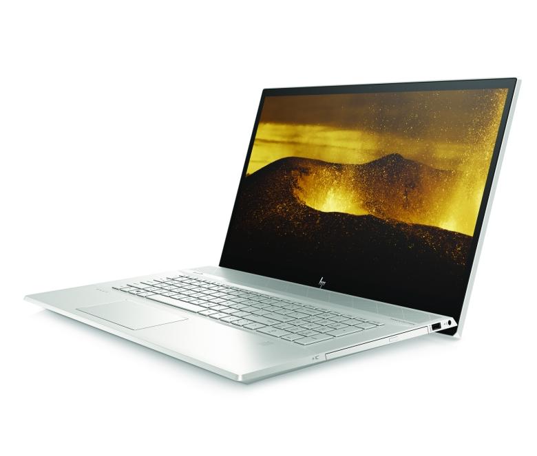 HP ENVY 17 Laptop_NaturalSilver_FrontLeft